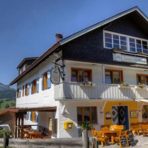 Hotelbilleder: Berggasthof Sonne, Sonthofen