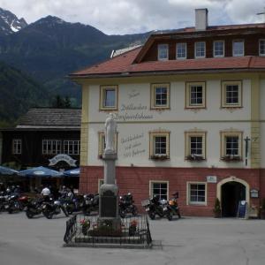 Hotellikuvia: Hotelchen Döllacher Dorfwirtshaus, Großkirchheim