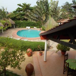 Hotelfoto's: Hôtel Alizé, Baguida