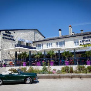 Hotel Pictures: Logis Hôtel du Lac de la Madine, Heudicourt-sous-les-Côtes