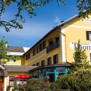 酒店图片: Thomashof, 圣雅各布因罗森