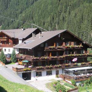 Fotografie hotelů: Berggasthaus Trojen, Sankt Jakob in Defereggen