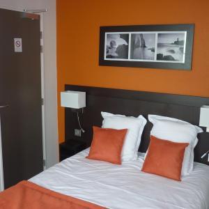 Hotel Pictures: Hotel De La Plage, Quiberville