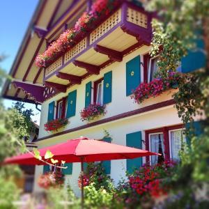 Hotelbilleder: Gästehaus Sonnenhof, Oberstaufen