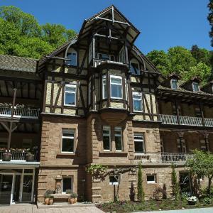 Hotelbilleder: Hotel Luise, Bad Bergzabern