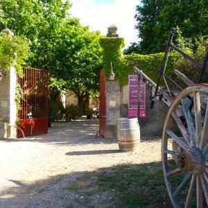 Hotel Pictures: Chateau Le Vergel Authenac, Ginestas