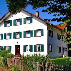 Hotelbilleder: Ferienhof Hartmann, Roßhaupten