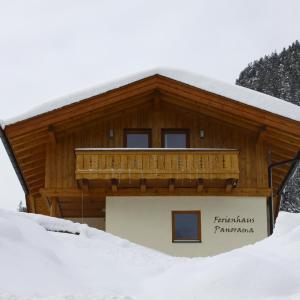 酒店图片: Ferienhaus Panorama, 比伯维尔