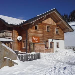 Foto Hotel: Almrauschhütte Markus, Lachtal