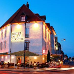 Hotel Pictures: Citôtel De La Cloche, Dole