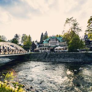 Hotel Pictures: Villa Hubertus, Špindlerův Mlýn
