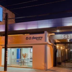 Hotelbilleder: El Amparo Hotel, San Luis