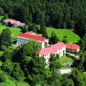 Fotografie hotelů: Hotel Landsitz Pichlschloss, Mariahof