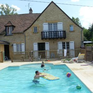 Hotel Pictures: Gîte Lassignardie, Saint-Vincent-de-Cosse