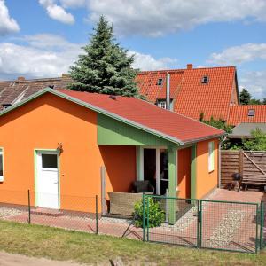 Hotelbilleder: kleines Ferienhaus am Feldrand, Malchow