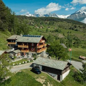 Hotel Pictures: Hotel Alpenblick, Zeneggen