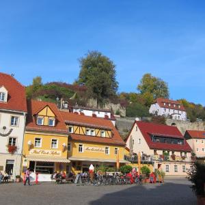 Hotelbilleder: Ferienhaus Schönherr, Stadt Wehlen
