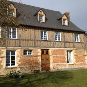 Hotel Pictures: Le Saint Aubin, Amfreville-la-Campagne