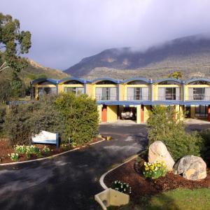 Fotografie hotelů: Five Clematis Views, Halls Gap