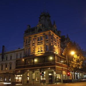 Hotelbilleder: The Hotel Shamrock, Bendigo