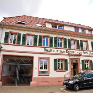 Hotelbilleder: Gasthaus Zum Ochsen, Hochstadt