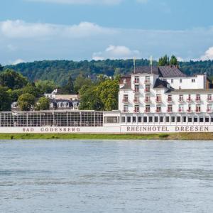 Hotelbilleder: Ringhotel Rheinhotel Dreesen, Bonn