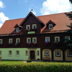 Hotel Pictures: Pension Immergrün, Kurort Jonsdorf