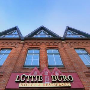 Hotel Pictures: Hotel Lüttje Burg, Lütjenburg