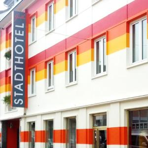 Hotellikuvia: Stadthotel Gürtler, Amstetten