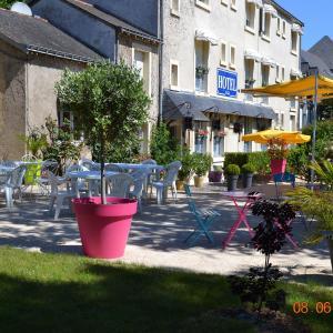 Hotel Pictures: Hôtel Le Castel, Brissac-Quincé