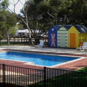 Hotelbilleder: BIG4 Port Willunga Tourist Park, Aldinga