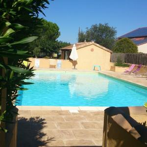 Hotel Pictures: Camping L'olivier, Massillargues-Attuech