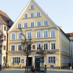 Hotelbilleder: Hotel-Restaurant Alte Post, Mindelheim
