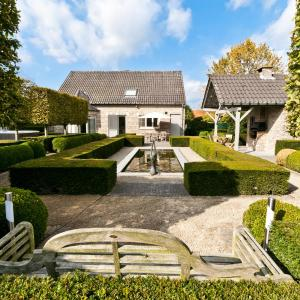 Zdjęcia hotelu: Luxurious Villa 't Hof van Kalenberg, Borgloon