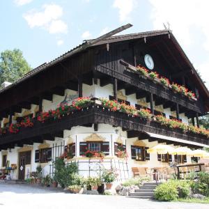 Hotelbilleder: Pension Blauer Gamsbock, Kiefersfelden