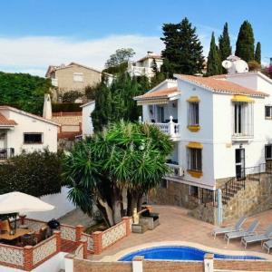 Hotel Pictures: Casa Andalucia, Benajarafe