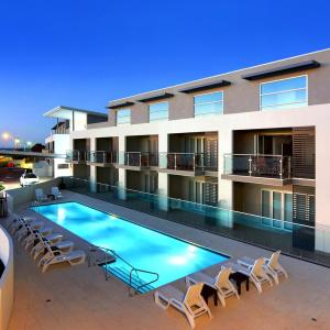 Foto Hotel: Bunbury Seaview Apartments, Bunbury