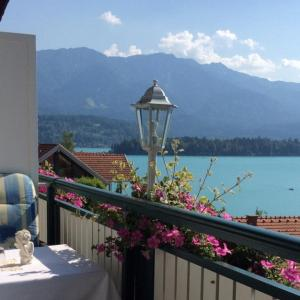 Hotel Pictures: Villa Desiree - Hotel Garni - Adults Only, Egg am Faaker See