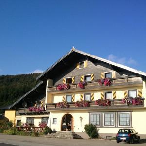 Zdjęcia hotelu: Frühstückshotel Pfandlwirt, Munderfing