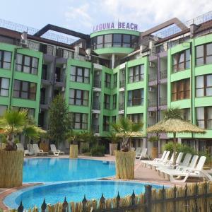 Fotos do Hotel: Apartments Garkovi in Laguna Beach, Ravda