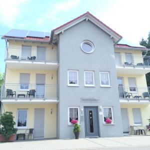 Hotel Pictures: Apartmenthaus Gärtner, Kochersteinsfeld