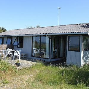 Hotel Pictures: Two-Bedroom Holiday Home Hedevej 03, Vesterø Havn