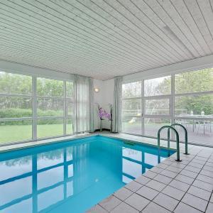 ホテル写真: Three-Bedroom Holiday Home Vesterled with a Sauna 09, Hejls