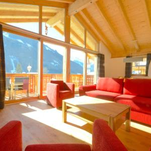 ホテル写真: Chalet 5 Vogelbeere by Alpen Apartments, Wald im Pinzgau