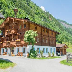 Hotelbilleder: Haus Aberg, Rauris