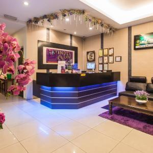 酒店图片: Lavender Inn Permas, 新山