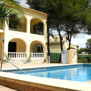 Hotel Pictures: Villa Puerto Moraira, Moraira