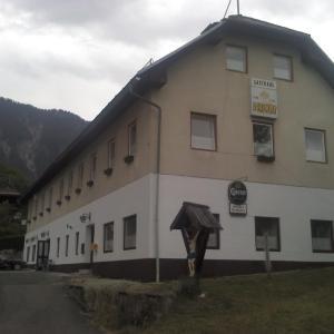 Hotelbilleder: Gasthof Dorfwirt, Sankt Stefan an der Gail