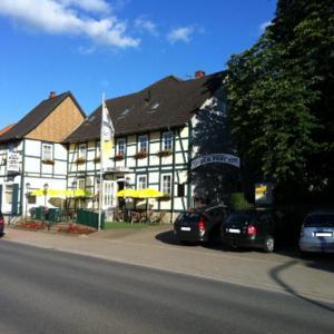 Hotel Pictures: Gast- und Pensionshaus Zur Post, Liebenburg