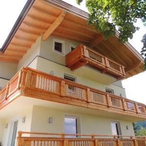 Hotellikuvia: Z`Aglers Ferienwohnungen, Oberau
